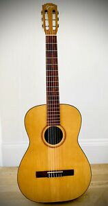 Swedish Goya G-10 Acoustic Guitar Very Nice Condition Made In Sweden