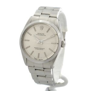 VINTAGE ROLEX OYSTER PERPETUAL 1002 STAINLESS STEEL 1570 AUTOMATIC NR W1441-2