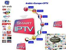 Arabisch,IPTV,welt, Mehr 2000 Sender SmartTV,Android,E2,mag, 12 monate 35 Euro