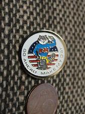 Insigne pilote de chasse US F-14 Go ahead.. make my day