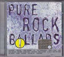 PURE ROCK BALLADS - various artists CD