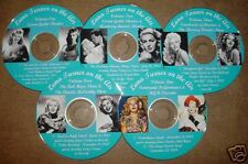 LANA TURNER on the air - Vintage Radio Shows OTR-CDs