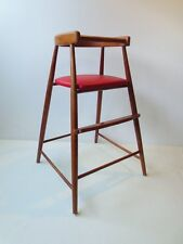 Kinderhochstuhl Vintage Children`s High Chair Kinderstuhl
