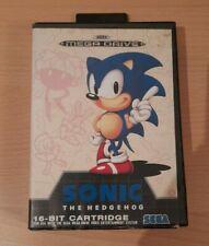 Sonic Hedgehog Sega Mega Drive modul