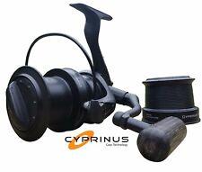 Cyprinus™ Chaos 65s Big Pit Carp Reel - Black - Spare Spool