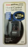 RCA  Home Control Key Chain Remote Control HC40TX 2 Lights 75 Feet AAA
