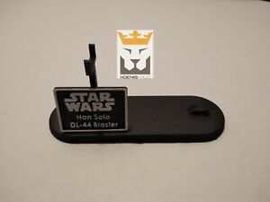 Star Wars Han Solo DL-44 Blaster Stand