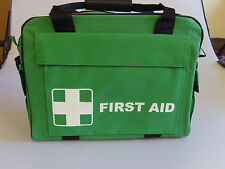 First Aid Heavy Duty Medical Equipment Bag (Kitted)