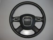 Audi A5 8T Q5 8R A4 8K B8 Multifunktion MFL Leder Lenkrad Lederlenkrad Y52