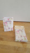 10 'With Love' Favour Wedding Bags Gift Bags Vintage Shabby Chic