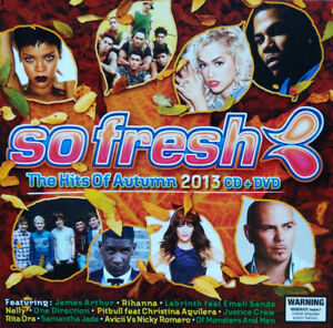 So Fresh: The Hits Of Autumn 2013 CD VERY GOOD CONDITION