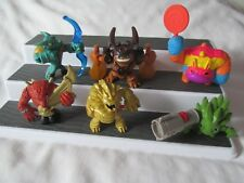 2015 MCDONALDS SKYLANDERS SWAP FORCE SET LOT 6 FIGURES
