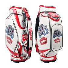 Brand New Guiote BULLDOG Golf  staff bag caddie cart bag comes with Rainhood