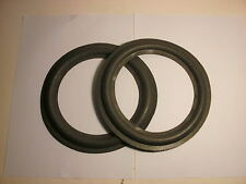 "One pair of foam surrounds for 8"" MCINTOSH spkrs. eg MC-1  etc.  See list ."
