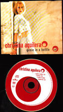 Music CD, Christina Aguilera, Genie in a Bottle / Blessed