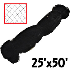 Rite Farm Products 25x50 Poultry Bird Aviary Netting Game Pen Net Garden Chicken
