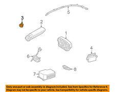 MERCEDES OEM 10-14 E350 3.5L-V6 Door-Window Regulator Nut 910112006003