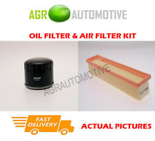PETROL SERVICE KIT OIL AIR FILTER FOR DACIA SANDERO STEPWAY 1.2 75 BHP 2013-