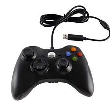 Xbox 360 Wired Controller For Windows And Xbox 360 Console Black