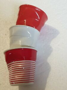 REVOL 3 Tasses Froissées Café Expresso En Porcelaine 8cl Neuf