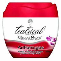 teatrical crema facial face cream anti-aging antiarrugas 200g