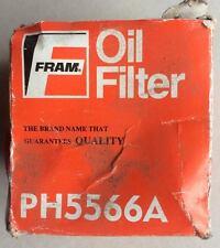 FRAM OIL FILTER #PH5566A CHRYSLER CITROEN
