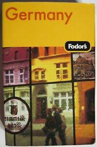 Germany 2009 by Fodor's Travel Publications, Inc.