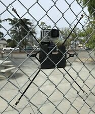 The FencePro, Action Camera (GoPro) Backstop Chain Link Fence Mount