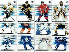 '19/20 2019/20 Upper Deck SP BLUE PARALLEL cards *pick from list* #1-100