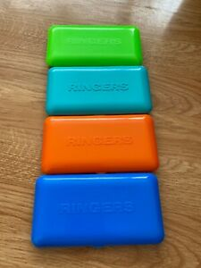 """Ringers 4"""" Hook Length Rig Box 4 inch All colours"""