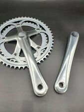 Aleación forjado pedalier – precioso Vintage, DOTEK, Pulido, Shimano 600 Ultegra era