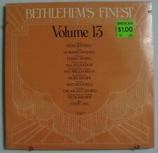 BETHLEHEM'S FINEST Volume 13 LP SEALED Red Mitchell OSCAR PETTIFORD