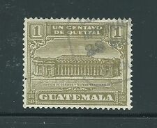 GUATAMALA used Scott RA2 Postal Tax