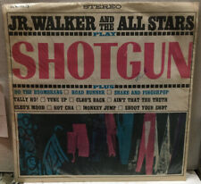Jr.Walker And The All Stars Play Shotgun Taiwan Import Record SLW-1579