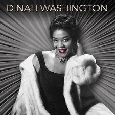 Dinah Washington BEST OF 1956-1962 180g LIMITED Essential NEW CLEAR VINYL 2 LP