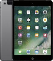 GRADE A Refurbished Apple iPad Mini 2 16GB WiFi Cellular Verizon Space Gray