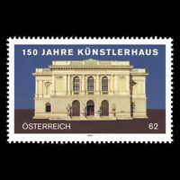 Austria 2011 - 150th Anniv of Kunstlerhaus Architecture - Sc 2334 MNH