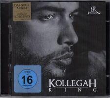 KOLLEGAH / KING * NEW CD+DVD 2014 * NEU *