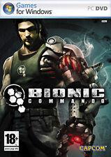Videogame Bionic Commando PC