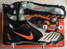 NIKE TOTAL 90 LASER II SG FOOTBALL BOOTS UK 9