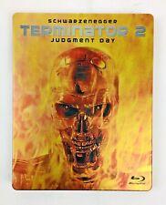 Terminator 2: Judgment Day (Blu-ray Disc) - STEELBOOK EDITION