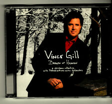 Vince Gill Breath Of Heaven: A Christmas Collection CD MCAD 70038