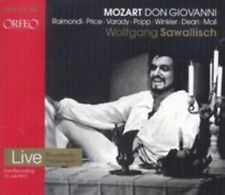 Mozart: Don Giovanni, New Music