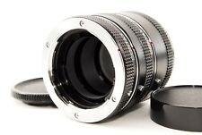 Contax Extension Tube Ring Set 13mm 20mm 27mm for C/Y Mount Exc++ from Japan