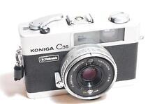 "[EXC++] Konica C35 Flash Matic Rangefinder Film Camera ""FULLY WORKS"" /38mm F2.8"