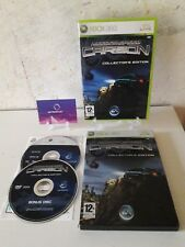 Need For Speed Carbon, Collector's Edition - No Manual PAL - Xbox 360