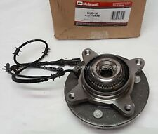 MOTORCRAFT HUB16 Front Wheel Hub & Bearing for 04-05 Ford F150 Truck 4WD 4x4 ABS
