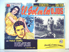 ¡ONLY AVAILABLE 24h.!/ Il sole negli occhi/GABRIELLE FERZETTI/1953/OPTIONAL SET/