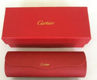 Cartier small Red Gold  case w/box and Cleaning Cloth