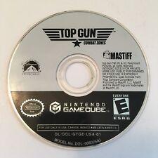 TOP GUN Combat Zones (Nintendo GameCube) -- Disc Only -- Tested